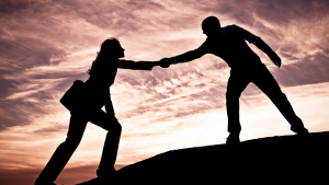 Motivation or manipulation? When to stop holding hands